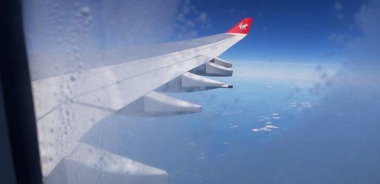Virgin Atlantic Airways: virgin wings