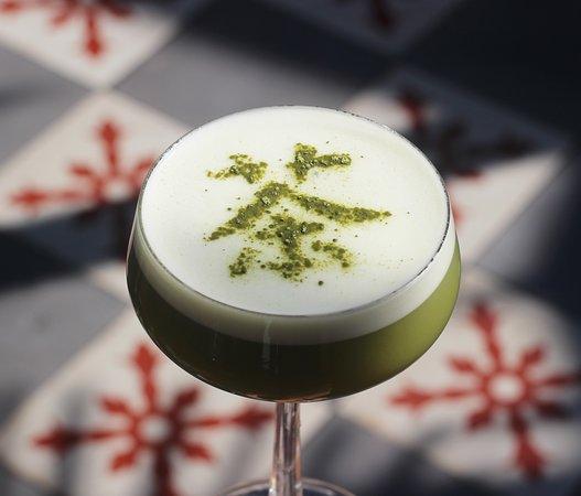 Coco Tang Oriental Cafe: 'Kyoto Garden'