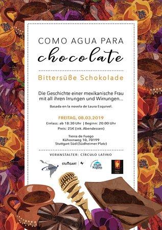 Bittersüße Schokolade in Tierra del Fuego