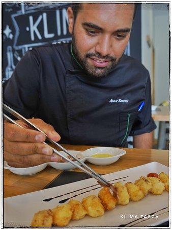 Propuestas del Chef Alex Santana