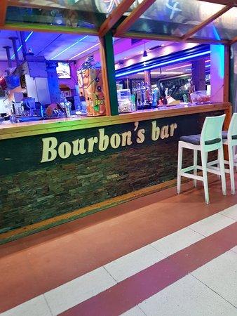 Bourbons Bar