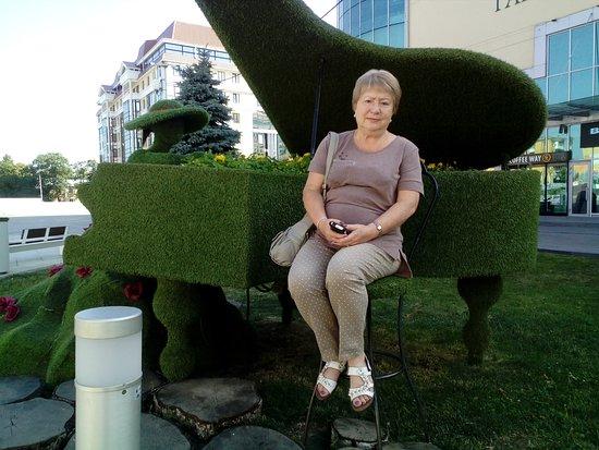 Alexandrovskaya Square: Музыканты встретились