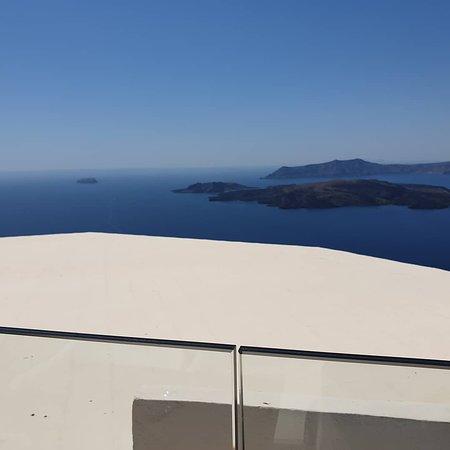 Oia, Yunanistan: Nice day