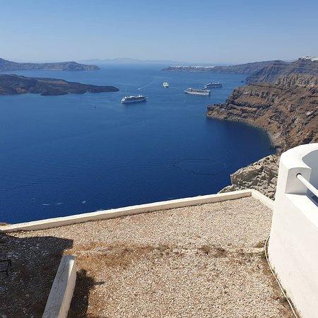 Oia, Yunanistan: Good day