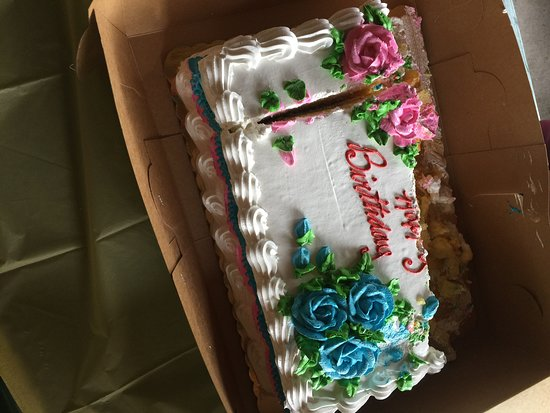 Admirable Birthday Cake Picture Of Florida Bakery Tampa Tripadvisor Funny Birthday Cards Online Elaedamsfinfo
