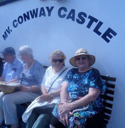 mv Conway castle