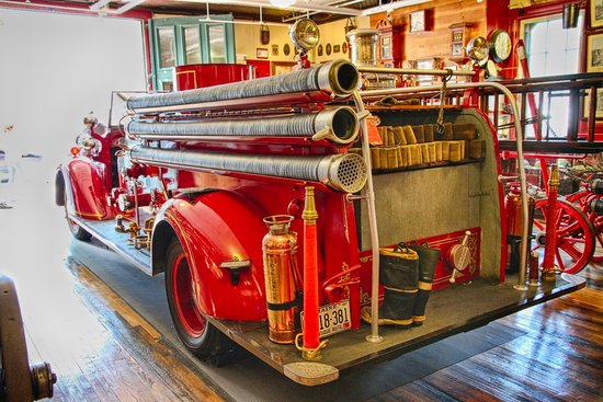 Portland Fire Museum