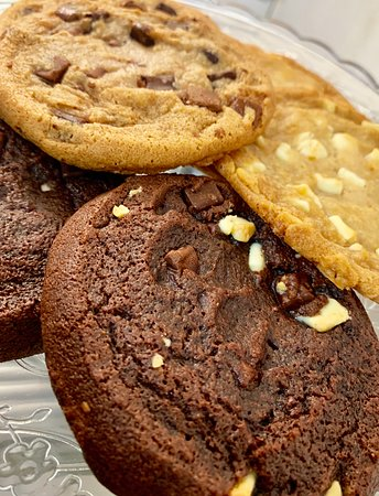 Mugshots Cafe and Deli: Cookies