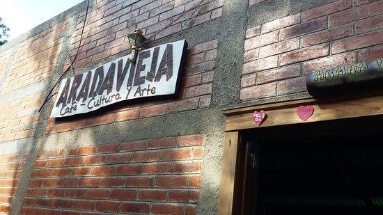 Morazan Department, El Salvador: arada vieja lugar de camping en perquin morazan