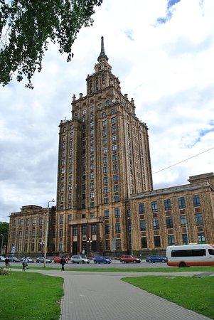 Panorama Riga Observation Deck: Gebäude