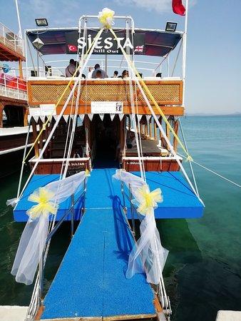 Siesta Boat Trip Altinkum
