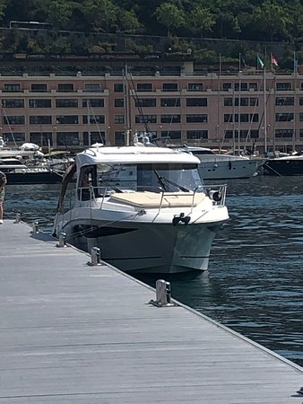 Riviera Yacht Charter & Scooter Rental: San Remo to Monaco boat trip