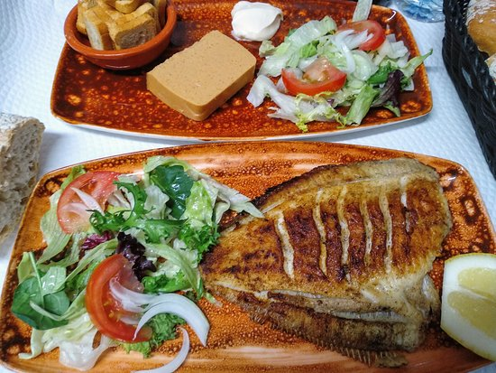 Restaurante Sidreria Salero: Menús
