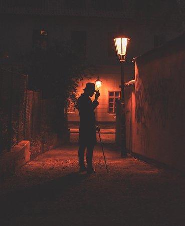 Spooky alleyways explored on the Prague Telltale Ghost tour