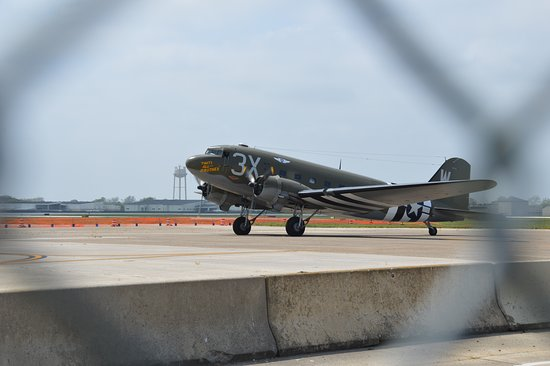 C-45 on its way to Normandy!
