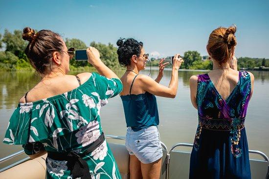 Cruising Belgrade