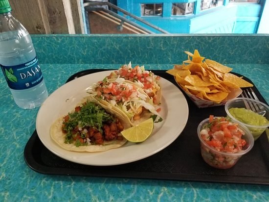 Dos Victorias Mexican Food, Monterey - Restaurant Reviews