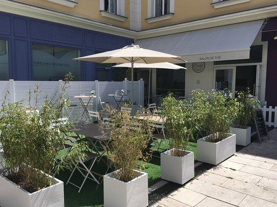 Chez Carolyn, Puteaux - Restaurant Bewertungen ...