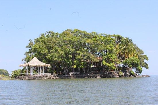 Lake Nicaragua, ניקרגואה: A home on an isleta