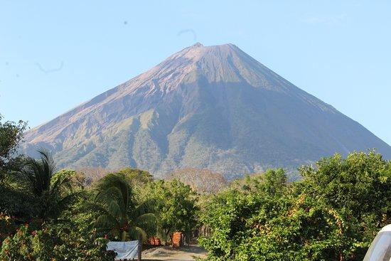 Lake Nicaragua, ניקרגואה: On Omatepe Island