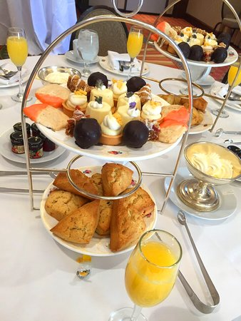 Afternoon Tea at The Brown Palace Hotel: Brown's High Tea , Wonderful and top notch.