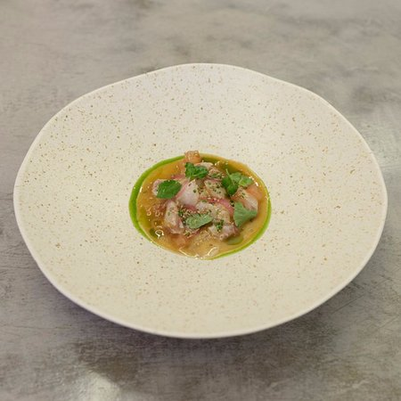 Meal: ceviche