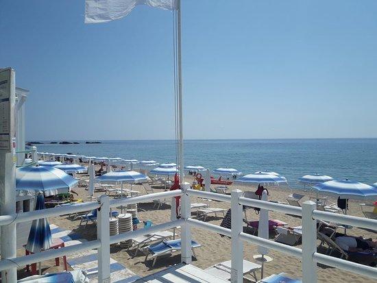 Sabbia d'Oro: Spiaggia