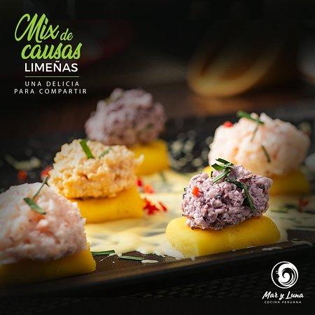 Mar y Luna Cocina Peruana: Para Compartir..