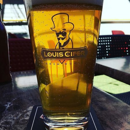 Our sister pub, Louis Cifer Brew Works, makes their own beer and we're proud to serve it here at Stout. Perhaps a cold Louis Cifer Lager on the Patio on a hot summer day will be a moment of relation during your trip to Toronto!