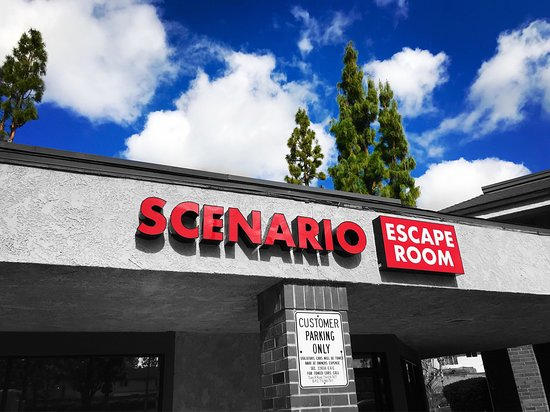Scenario Escape Room