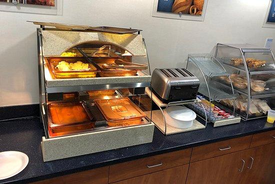 Best Western Troy Hotel: Best Western, Troy, Illinois - Breakfast