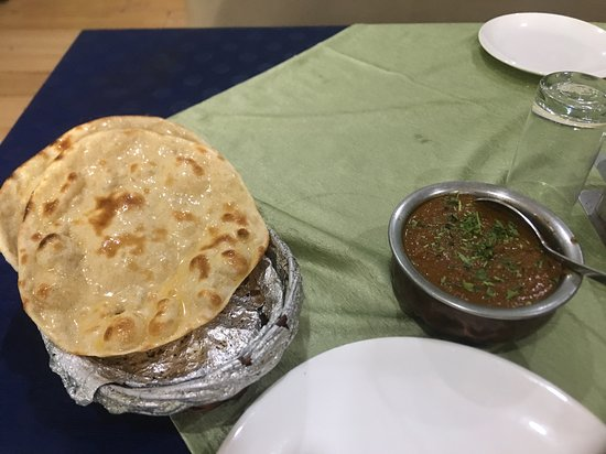 Some of the food Khan showed me.
