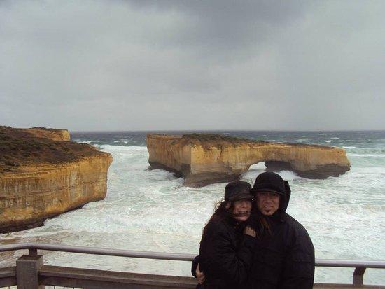 Великая океанская дорога, Австралия: London Bridge Great Ocean Road Australia