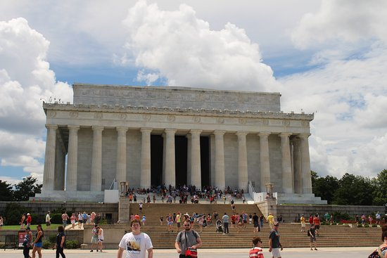 National Mall: Lincoln Memorial