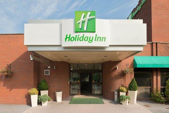 Holiday Inn Haydock M6, Jct 23: Exterior