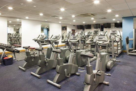 Holiday Inn Haydock M6, Jct 23: Health club