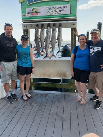Crystal Beach Charters