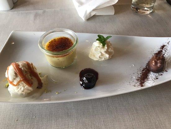 Hotel Kapellenberg: A-last-carte Essen. Thai-Curry-Suppe ist der Hammer!!!
