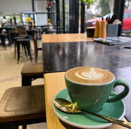 Coffee at Flying West Coffee Roasters