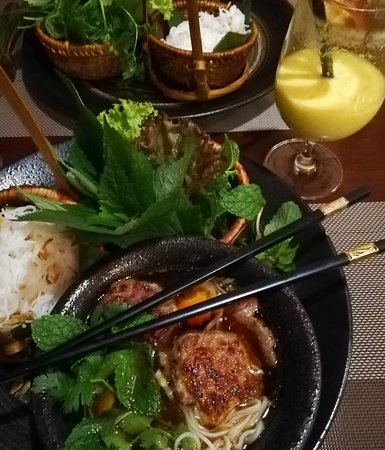 Orchid Restaurant: Real and delicious vietnamese