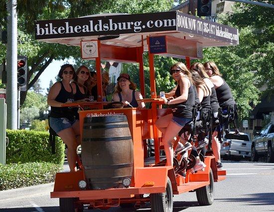 Bike Healdsburg