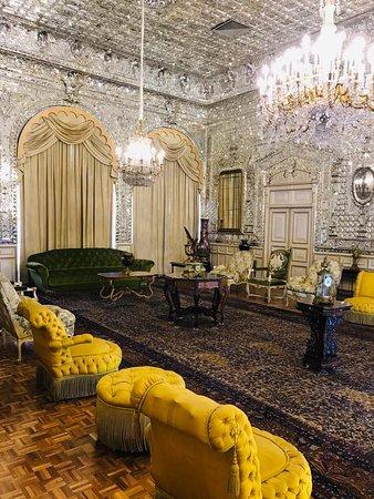 טהרן, איראן: Golestan palace