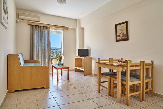 Foto de Veronica Hotel, Creta: BREAKFAST ROOM - Tripadvisor
