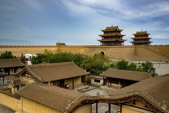 Jiayuguan, China: getlstd_property_photo