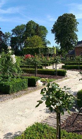 Parfum de Vacances; Sublime Ballade Dans Le Jardin des Roses, Lieu Exceptionnel de Beauté... On Ne S'en Lasse Pas...🦋🐝🌹🏰🥀