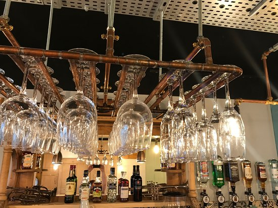 Rumours Bistro and Bar: Always time for wine..