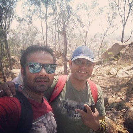 Antharagange Caves Trekking Trip
