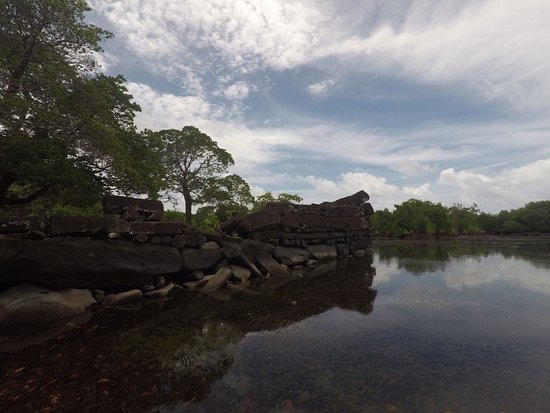 The mystery of NaN Madol
