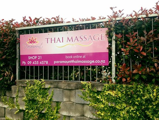 Paramount Thai Massage
