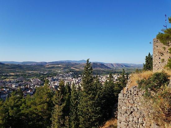 Medieval Castle Livadia